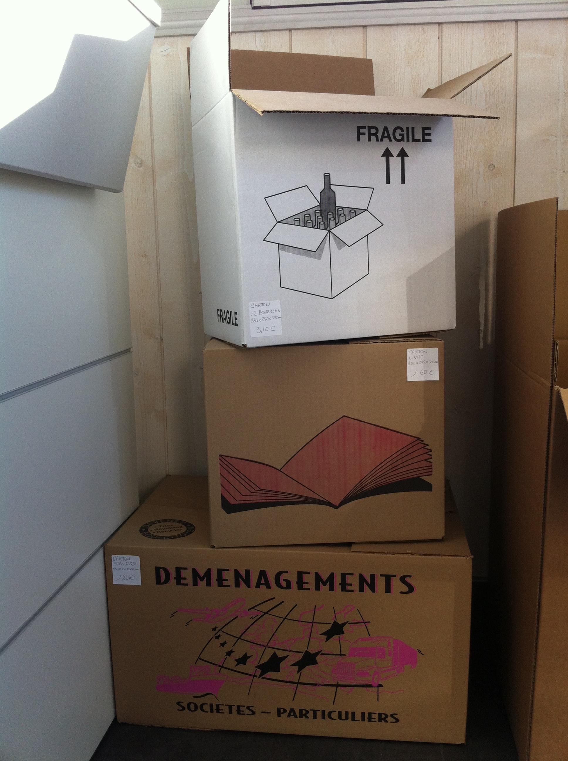 vente cartons standard bordeaux médoc