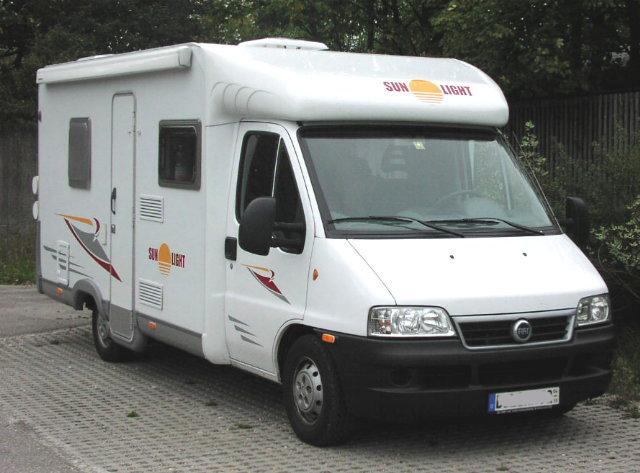 Parking Camping Car